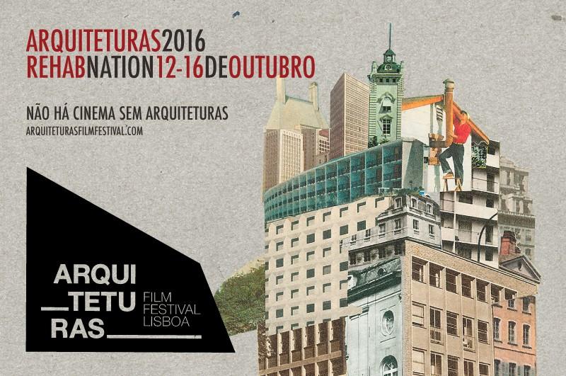 Arquiteturas <br> Film Festival 2016