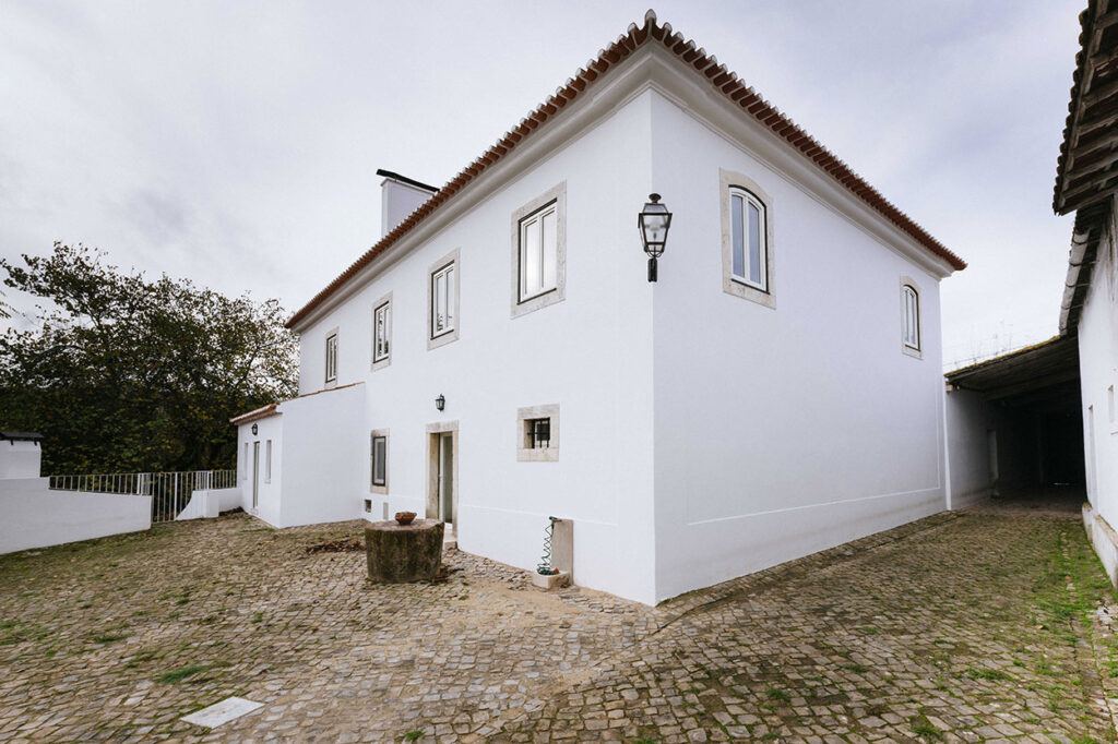 Casa na Ribeira de Maria Afonso